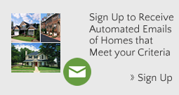 Sign up to receive automated home listings matching your criteria in your email